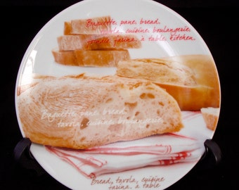 Set of 4' Bread' Side Plates
