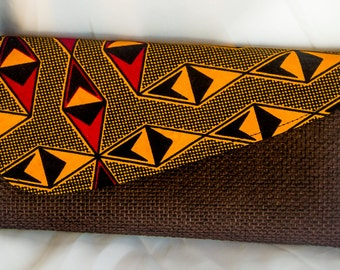 Bamako 'Eye See You' Clutch [Popup Sale ends 06/20]