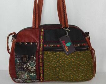 Briefcase bag - handbag 2 briefcase