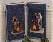 638 the Wise Men Punch Needle Pattern