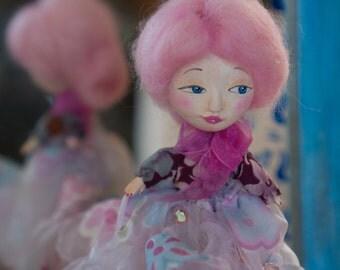 Rosie OOAK art doll