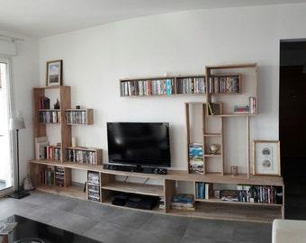 TV cabinet custom