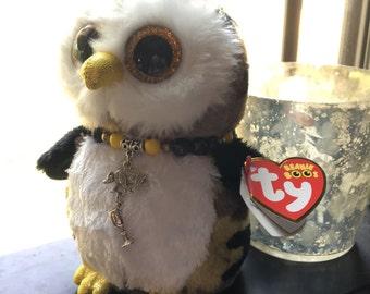Adopt-an-Owl - Hufflepuff
