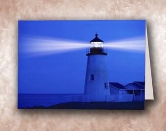 Pemaquid Lighthouse. Maine, Lighthouse