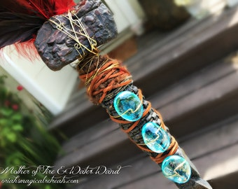 Mother of Fire & Water Wand