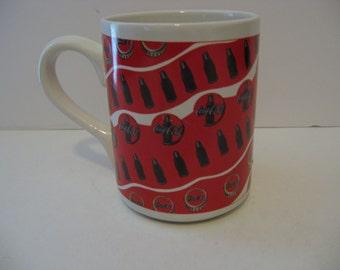 Vintage Coca Cola Mug