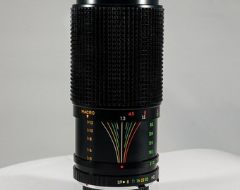Craig Automatic Zoom Lens One-Touch Macro 70-200mm f3.9 for Minolta/SONY A-Mount