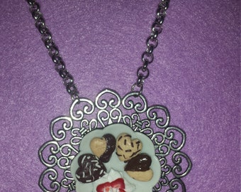 Necklace sweet temptations