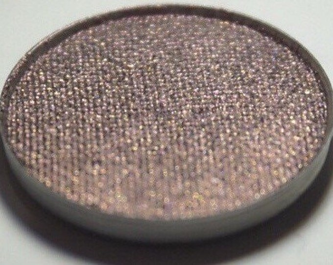 Aries Pressed Eyeshadow - Black Base with Red Duochrome