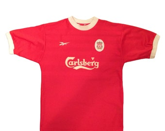 Vintage Liverpool Jersey