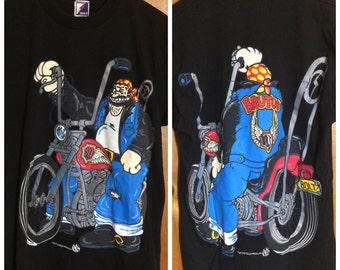 1993 Brutus Popeye T-Shirt