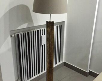 Floor lamp Creative Recycling Eco Design Eco Enable Lighting