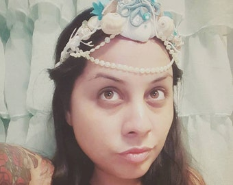 Ursula Mermaid Crown