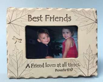 Best Friends Frame, best friends gift