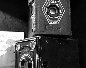 Cameras vintage...