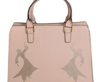 Powder Pink Azeemi handbag