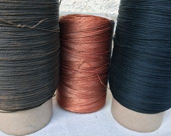 FREE SHIPPING Waxed Thread for Shoemaking