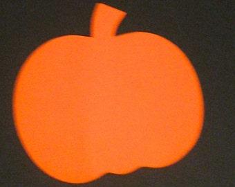 Pumpkin die cuts, pumpkins, paper pumpkins, halloween decorations
