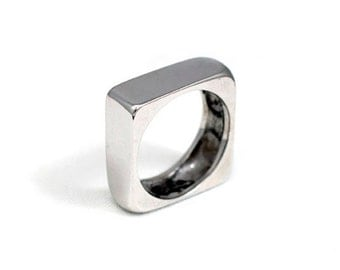 Ring Silver QCERCLAT