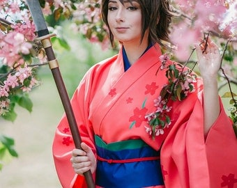 Otae Gintama full cosplay set