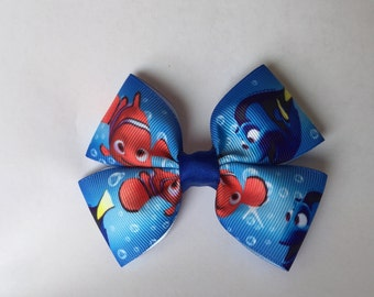 Finding Dori hair bow