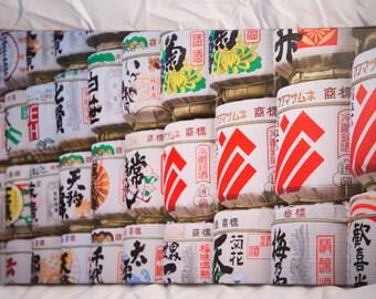 Sake Barrels - Tokyo, Japan