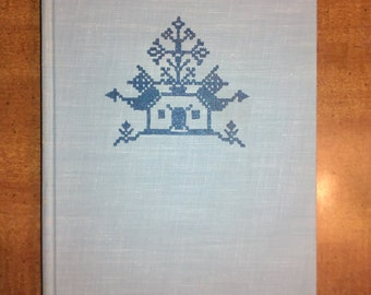 1961 First Edition Kate Seredy The Singing Tree Vintage Book