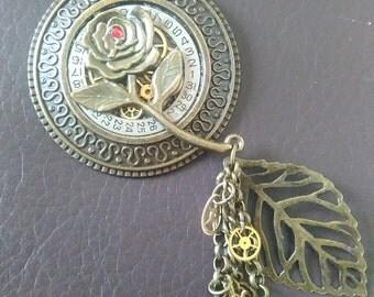 Steampunk - Spring Watch