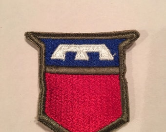 Vintage WWI WWII US Army 76 infantry division patch