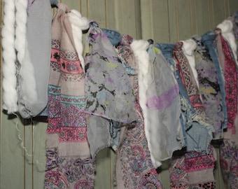 Denim Cloth Banner