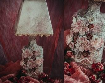 Table lamp (настольная лампа)