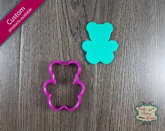 Teddy Bear - Cookie Cutter
