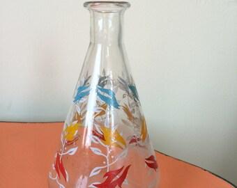 Delightful vintage decanter / vase
