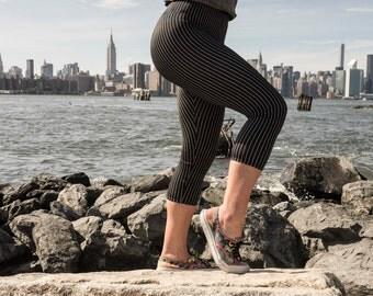 Classic Pinstripe Legging