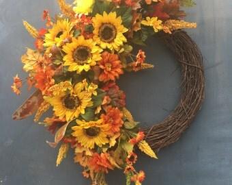 Fall Wreathe