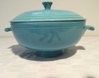 Vintage Fiestaware Casserole
