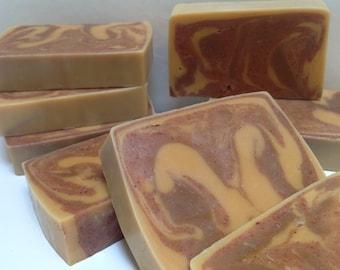 Honey with cinnamon SOAP