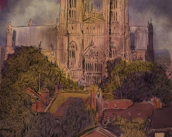 Beverley Minster East Yorkshire