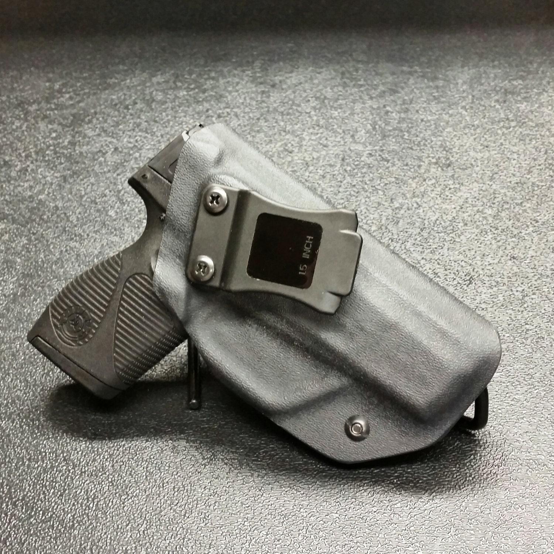 Taurus PT 709 Slim 9mm Right Hand Kydex IWB Holster / By