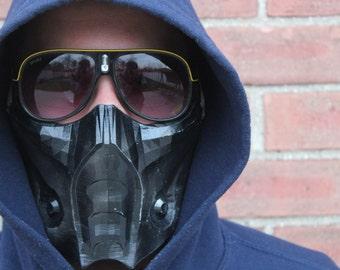 3d printed SubZero mask