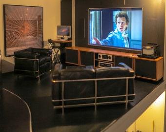 1/12th 'Home Cinema' Cabinet