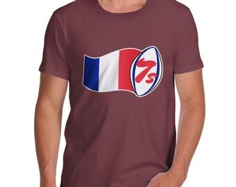 Men's Rugby 7S France T-Shirt