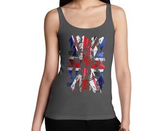 Women's GB Bmx Silhouette Tank Top
