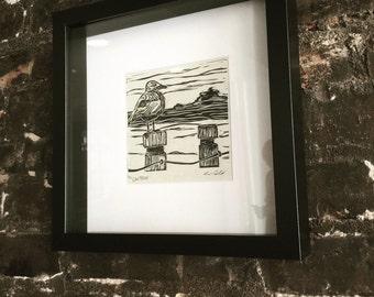 Low tide by Lorraine Imwold