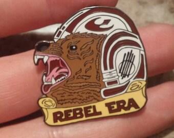 Rebel Era Griz pin