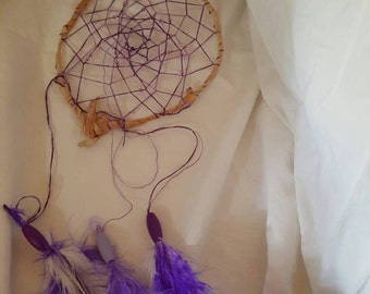 Double weave dreamcatcher