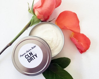 Chamomile Rose Body Butter