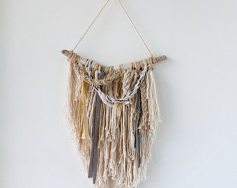 Medium handmade wall hanging