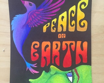 Peace on Earth (print)