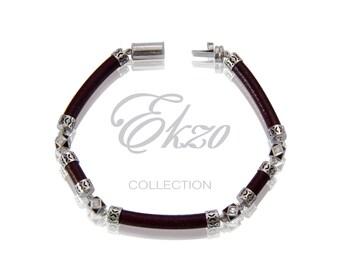 "Men's bracelet ""Chocolate"""